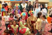 MEHMET EREN - Üniversite Öğrencileri Çocuklara Keyifli Anlar Yaşattı