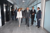SINOP VALISI - Vali İpek Açıklaması 'Sinop Merkeze Bu Yıl 80 Milyon TL'lik Sağlık Yatırımı Yapılacak'