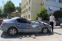 KASKO - Vinç Düştü, Yeni Araba Pert Oldu