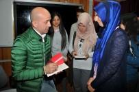 AKŞEHİR BELEDİYESİ - Yazar Necati Demirci Öğrencilerle Buluştu