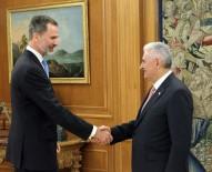İSPANYA KRALı - Yıldırım İspanya Kralı VI. Felipe Tarafından Kabul Edildi