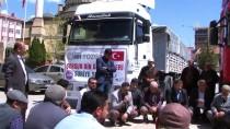 DIYANET SEN - Yozgat'tan Doğu Guta'ya Yardım