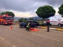 AKALAN - Acıpayam'da Trafik Kazası Açıklaması 1 Ölü
