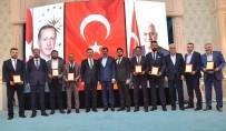 EMRULLAH İŞLER - AK Parti Keçiören İlçe Teşkilatı Birlik Mesajı Verdi