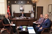 AYKUT PEKMEZ - Aksaray'da OSB Yönetim Kurulu Toplantısı Yapıldı