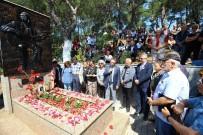 ALI EKBER - Ali Ekber Çiçek Mezarı Başında Anıldı