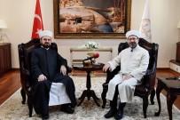 SAHIH - Ali Muhyiddin El-Karadaği'den Diyanet'e Ziyaret