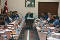 MEVSİMLİK İŞÇİ - Aydın'da Kuru İncir Sektör Toplantısı Yapıldı