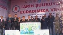 ASKERİ HELİKOPTER - Bakan Eroğlu, Malazgirt'te