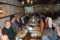 AKŞEHİR BELEDİYESİ - Başkan Akkaya'nın Esnaf Odaları İle Toplantıları Sürüyor