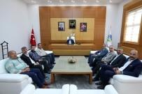 ESNAF ODASI - Başkan Toçoğlu Esnaflarla Bir Araya Geldi