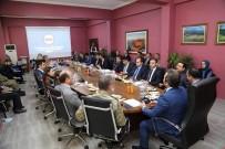 Bingöl'de Seçim Güvenliği Toplantısı