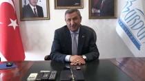 ŞERIF YıLMAZ - Burdur Valisi Yılmaz İstifa Etti