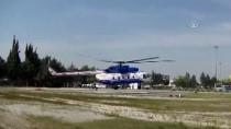 Bursa'da Helikopterli Uyuşturucu Denetimi
