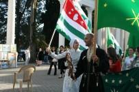 RUSYA - Çerkesler Abhazya'da Kutlama Yaptı