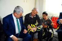 SPOR SPİKERİ - Çetin'e Kiltepe Mahallesinde Yoğun İlgi