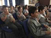 PATLAMIŞ MISIR - Çocukların Okul Sineması Keyfi Devam Ediyor
