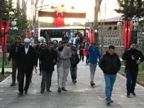 SABAH NAMAZı - Dadaşlardan 57. Alay'a Vefa