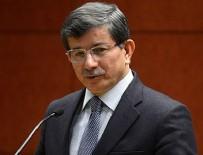 AHMET DAVUTOĞLU - Davutoğlu'ndan flaş açıklama