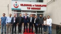 PAVEL - Dünya Sağlık Örgütü Türkiye Temsilcisi Ursu'dan Bağcılar'a Ziyaret