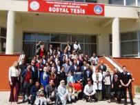 KıŞLA - Erciş Yurtlar Kurumu Müdürlüğünde Çalışan 75 Personelin Kadro Sevinci