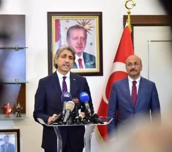 Mustafa Demir istifa etti