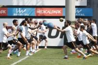 FLORYA - Galatasaray'da Derbi Hazırlıkları Sürüyor