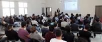 KISA MESAFE - GAÜN Havacılık Ve Uzay Bilimleri Fakültesi Öğrencilerine Eğitim Verildi