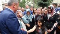 ŞERIF YıLMAZ - Görevinden İstifa Eden Burdur Valisi Yılmaz, Burdur'dan Ayrıldı