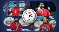 EKREM ÖZTÜRK - Güreş Milli Takımı, Avrupa Şampiyonası'na Hazır