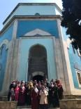 ULU CAMİİ - Gürsulular Bursa'nın Tarihini Soluyor