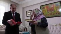 İSMAIL ÇORUMLUOĞLU - Hasta Yatağında Okuma Yazma Öğrenip 'Kitap Kurdu' Oldu