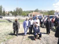 YÜKSEL ÇELIK - Hayırsever İşadamı Boğazkale'ye Cami Yaptırıyor