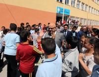 ÜNİVERSİTE SINAVLARI - 'Her Okula Bir Bilgisayar Bir Televizyon' Kampanyası Sürüyor