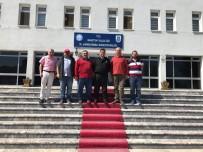 AMATÖR - İl Jandarma Komutanlığına Ziyaret