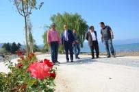 İznik Sahili 800 Ağaç 100 Çeşit Bitki İle Botanik Bahçesini Andıracak