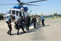 Jandarmadan Helikopterli Uyuşturucu Operasyonu