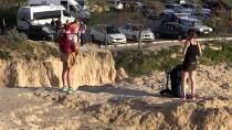 GÖREME - Kapadokya'da Doğanın Gösterisi Açıklaması 'Gün Batımı'
