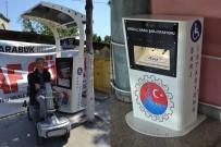 OTOBÜS DURAĞI - Karabük Belediyesi'nden Engelleri Kaldıran Proje