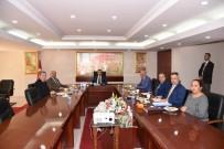İSMAIL AYDıN - Karabük İl Encümenleri İlk Toplantısını Yaptı