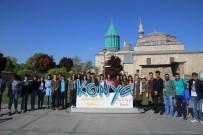 HACI BEKTAŞ-I VELİ - Lice Belediyesinin Kültür Gezileri Devam Ediyor