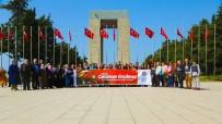 YAHYA ÇAVUŞ - Maltepeliler Çanakkale'de Tarihe Tanıklık Etti