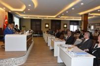 İSMAIL ÇORUMLUOĞLU - Manisa'da Bağımlılıkla Mücadele Toplantısı