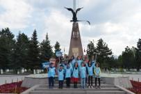 TÜRK GENÇLİĞİ - Melikgazi Belediyesi Çocuk Meclisi'nden Şehitlik Ziyareti