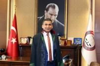 KADıN HAKLARı  - Mersin Barosu Başkanı Ali Er, İstifa Etti