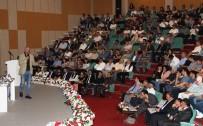 ÖZEL SAĞLIK SİGORTASI - Mete Yarar'dan ADÜ'de 'Yedi Düvelle Savaşıyoruz' Konferansı