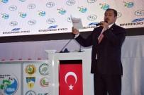 MEHMET EMIN ŞIMŞEK - Muş'ta 1 Milyar 917 Milyon TL'lik Yatırımların Temeli Atıldı