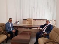 HIZMET İŞ SENDIKASı - Niğde Belediye Başkan Özkan'dan Hizmet İş Sendikasına Ziyaret