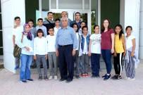 İBRAHİM GÜNDÜZ - Öğrenciler Harçlıklarını Mehmetçiğe Bağışladı