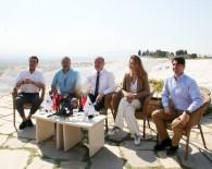 SPOR OYUNLARI - Pamukkale Spor Oyunları Uluslararası Arenaya Açıldı